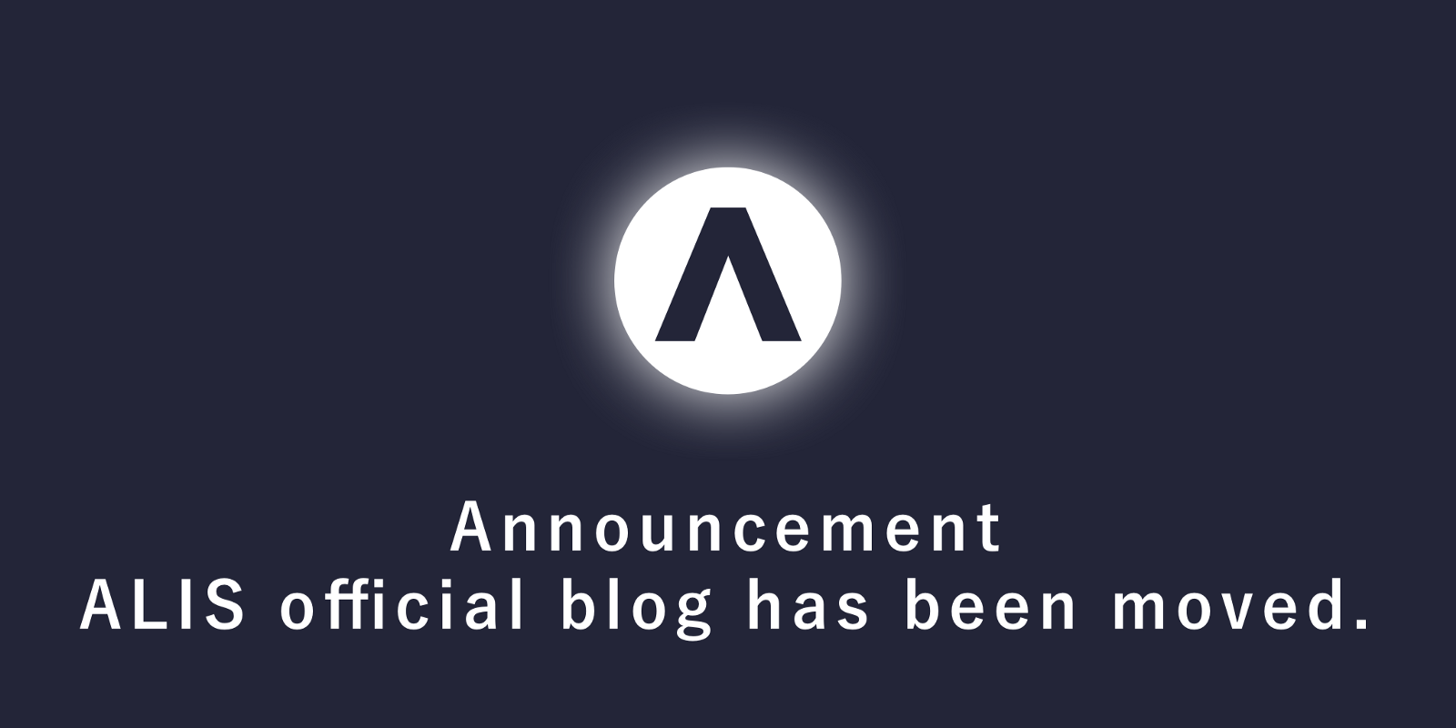 announcement alis official blog has been moved alis medium