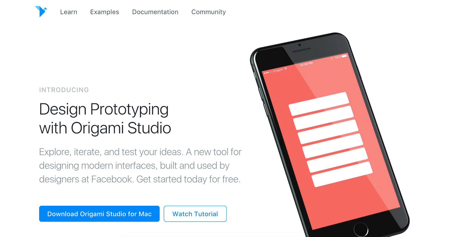 Best free prototyping tools littleplane medium you can easily test your interactive mobile prototypes directly within an ios device with the companion app origami live jeuxipadfo Choice Image