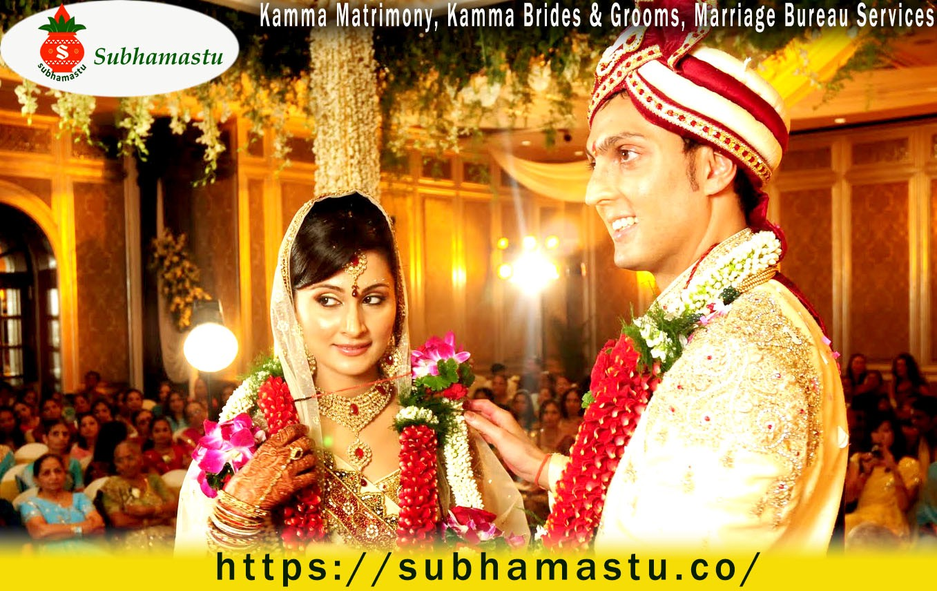 Subhamastu — Best & Dedicated Kamma Marriage Bureau since 8 years