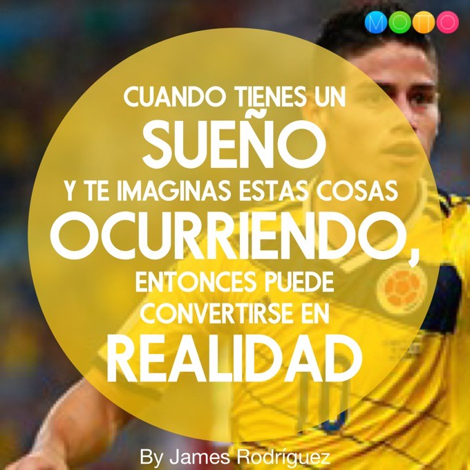 Motto James Rodriguez
