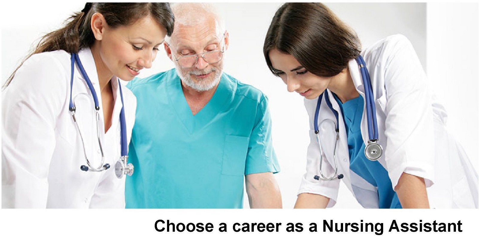 Why Choose A Career As A Nursing Assistant Abcott Institute Medium