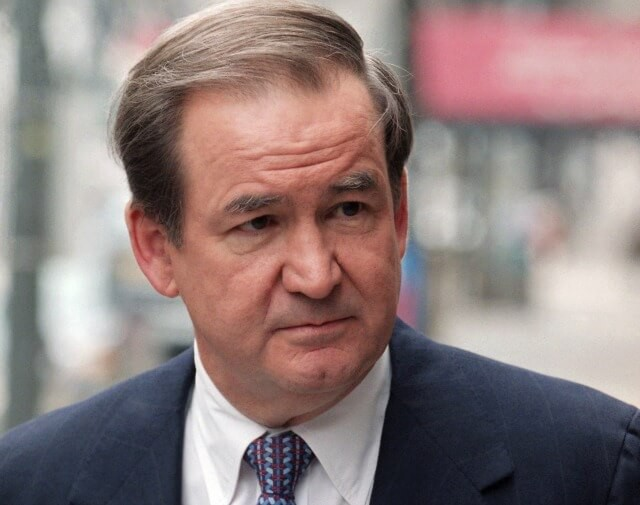 Pat Buchanan death of the west