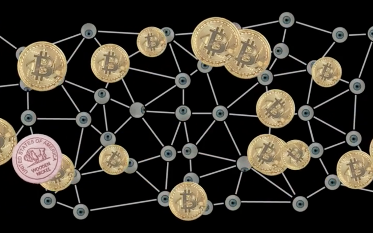 Platforms, Blockchains, and the Evolution of Trust