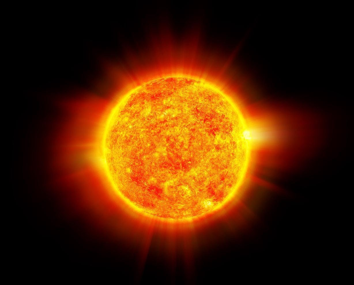 solar system with two suns - photo #23