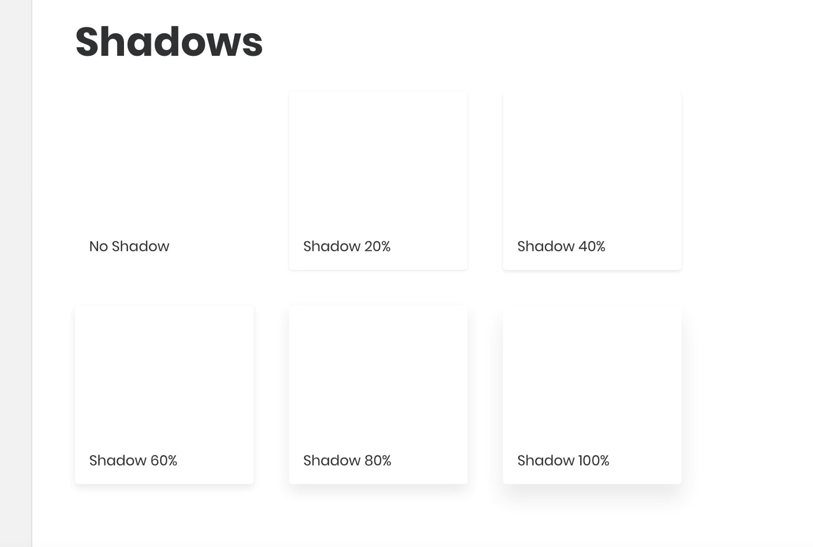 How to create a design system in sketch part one design sketch in the various section of the design system i focused on box shadows for elements firstly the ability to quickly create a shape in sketch and assign it a fandeluxe Choice Image