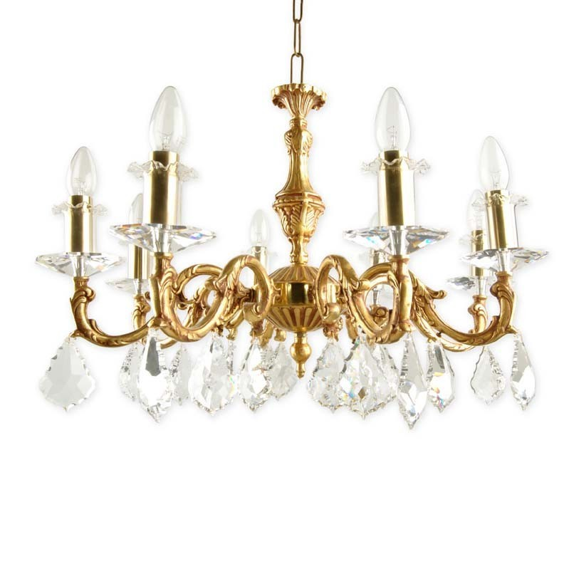 5 types of chandelier that can style any room with perfection candle style chandeliers mozeypictures Choice Image
