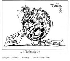 the positive and negative effects of globalization