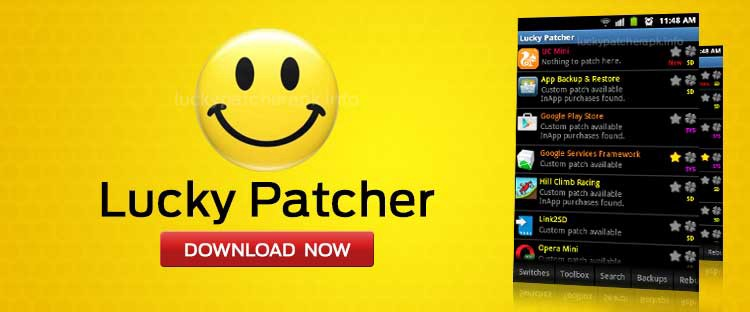 lucky patcher new version