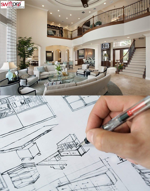 find the best interior architects designers company in delhi ncr