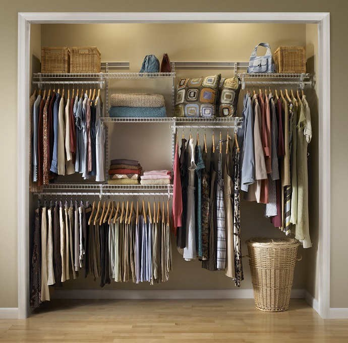 An Organized Wardrobe Is The Key To Making A Fashion Statement
