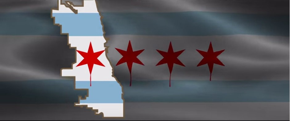 The Story Of Chicagos Four Star City Flag Robert Loerzel Medium