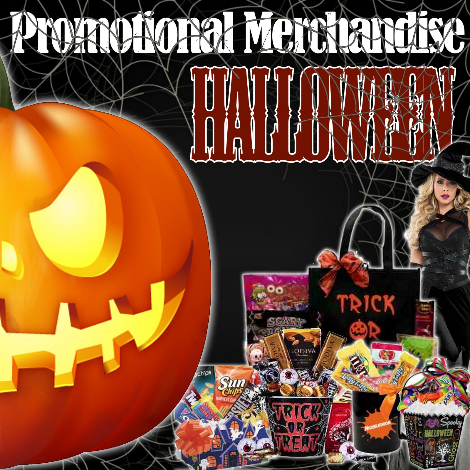 promotional merchandise for the halloween – the guru press – medium
