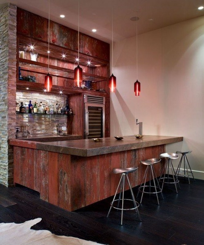 Ultimate Man Cave Bar