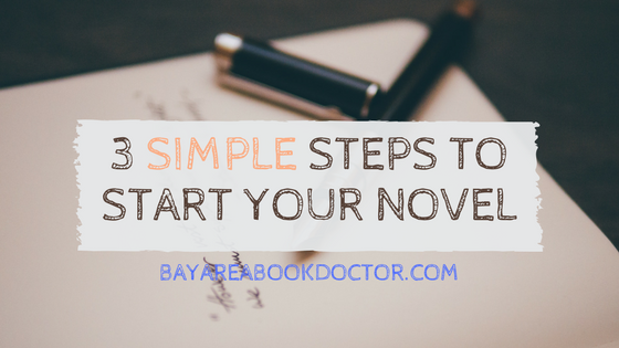 how to start writing a novel about your life
