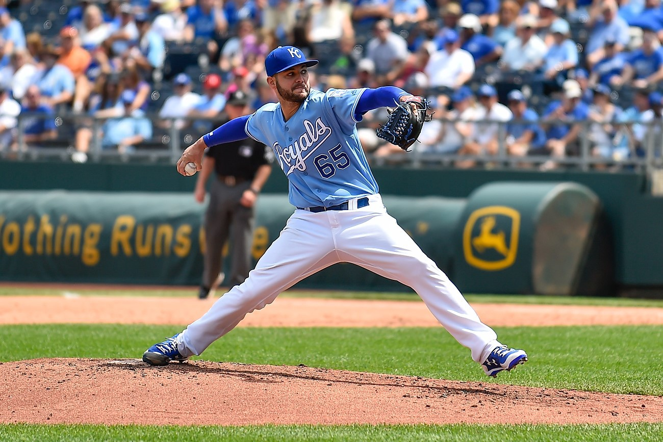 royals name 2017 players pitchers of the year for eight minor