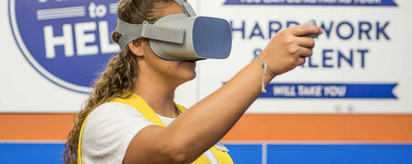 Walmart Shows Why Training Is the Future Virtual Reality