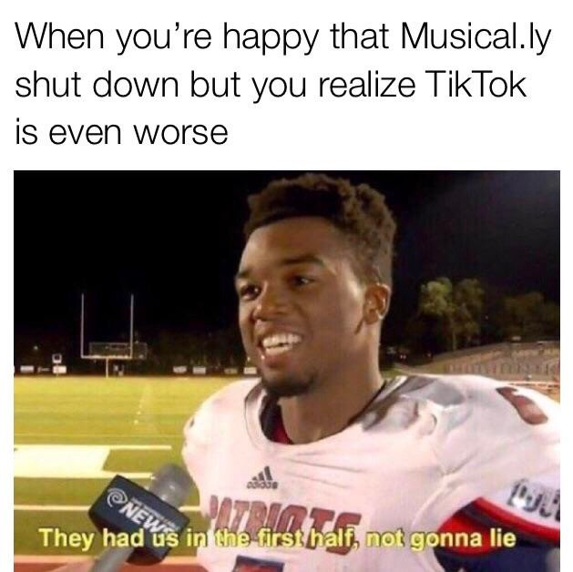 Tiktoks Growing Pains In The West Attack Of The Memes-3255