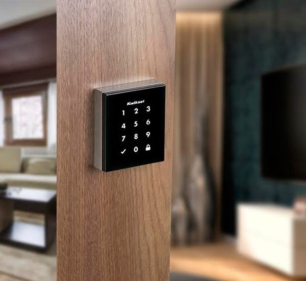 ... Modern Households. In Addition, The Design Is Pretty Unusual And Ideal  For The Latest Smart Home Sector. With This Lock At Home, You Will No  Longer ...