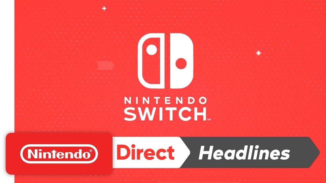 Nintendo Direct Septemer 2018 How To Hack All The New Games On Switch Red Blue Bundle 2games 2amiibo And 3ds