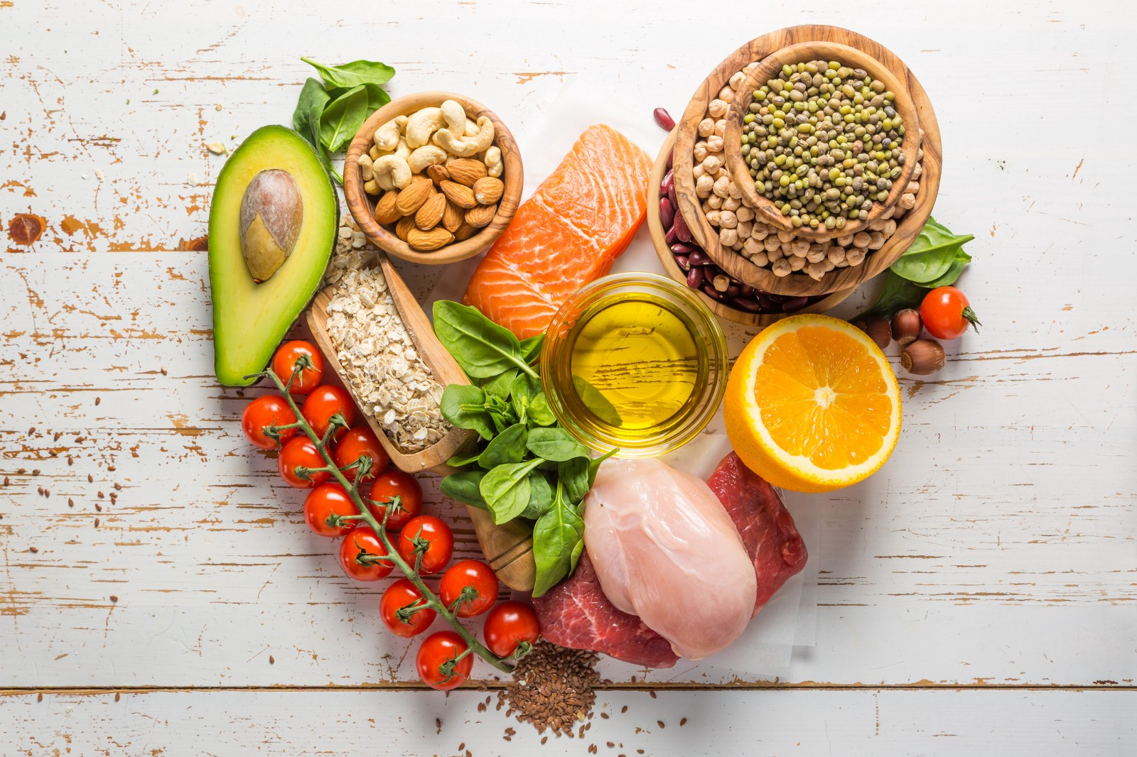 Getting To Know The Food Groups Fresh Start