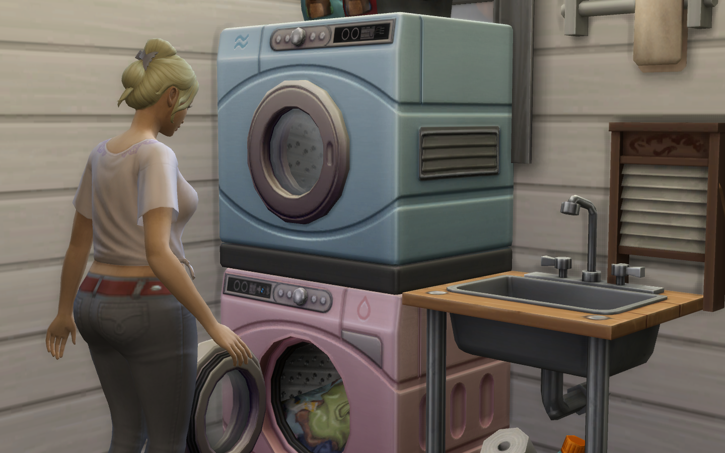 I bought eas latest expansion pack for the sims 4 so you dont have to ah the joys of putting in a fresh load you turn a dial press a button andyeah thats it actually which is exactly my beef with this sad excuse for a solutioingenieria Gallery