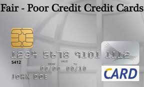 No Credit Check Credit Cards >> Credit Cards For Bad Credit Plastic Money Available With Poor
