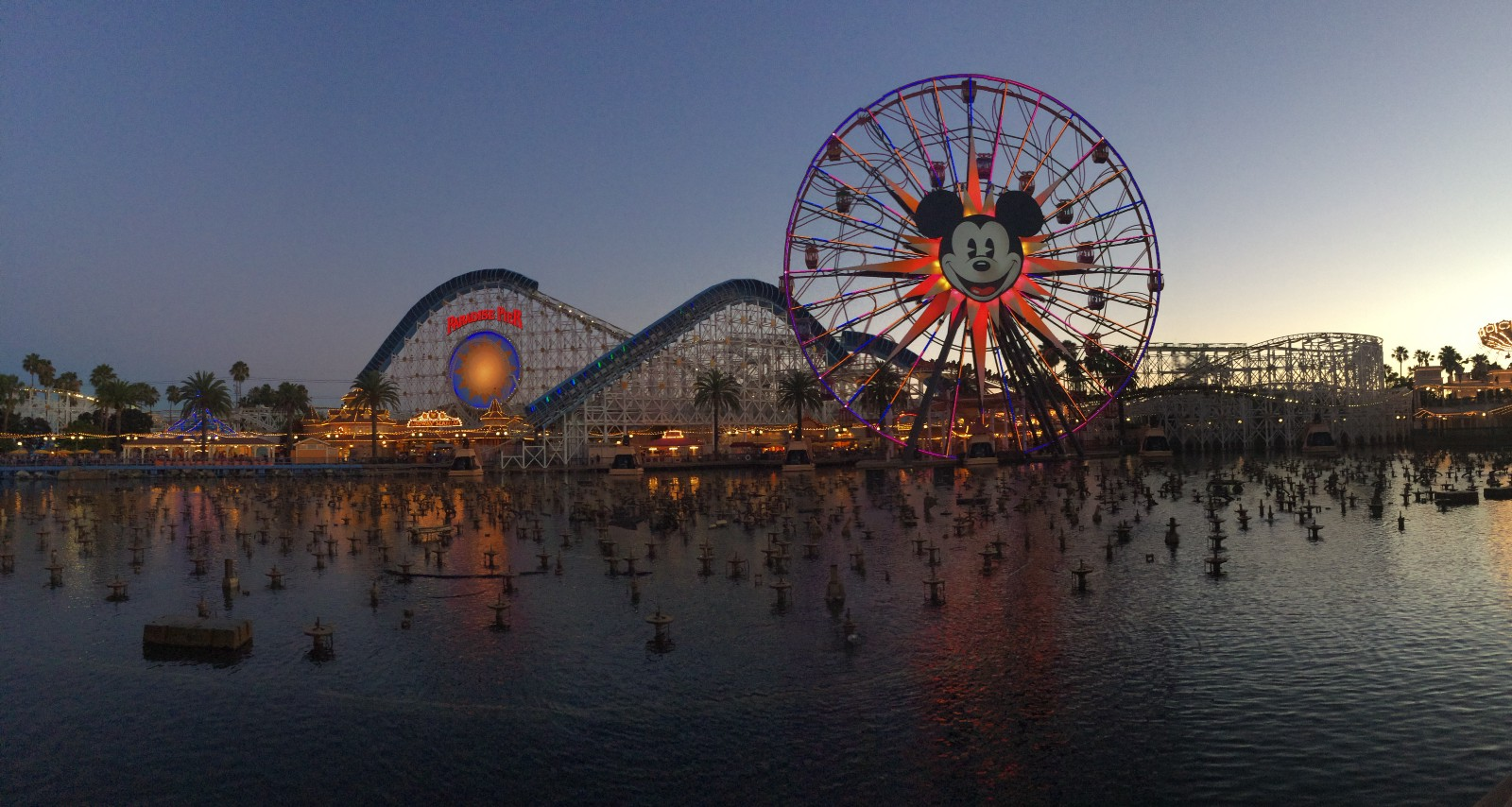 Pixar Pier Announced To Permanently Replace Paradise Pier