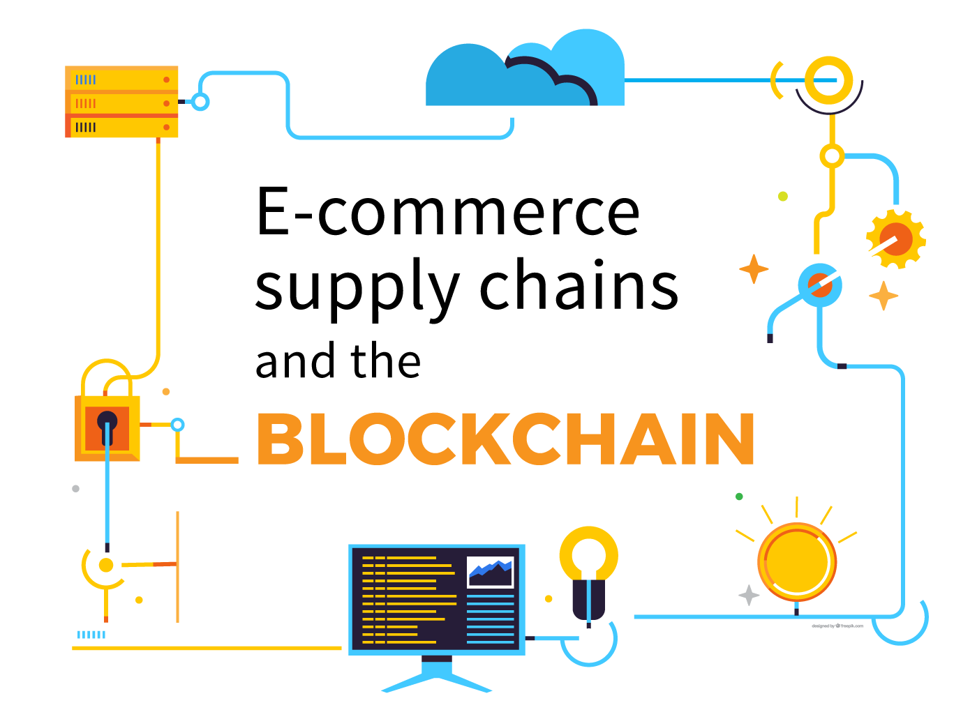 E Commerce Supply Chains And The Blockchain