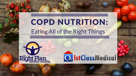 copd and nutrition