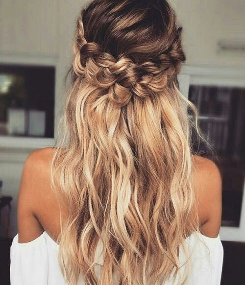 Here Comes The Braid Hairstyles For June Weddings Thread By