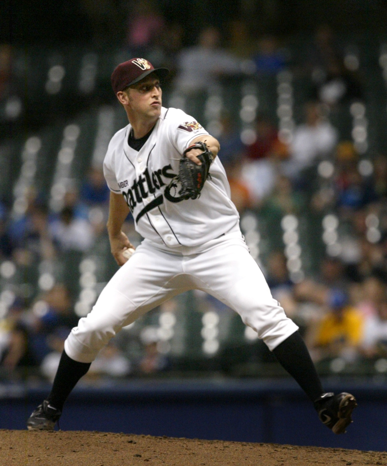 Mike Fiers Brewers: A History Of Timber Rattlers Coaches & Support Staff