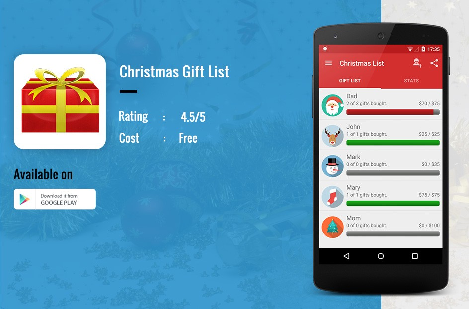10 best mobile apps for christmas dipanshu upadhyay medium