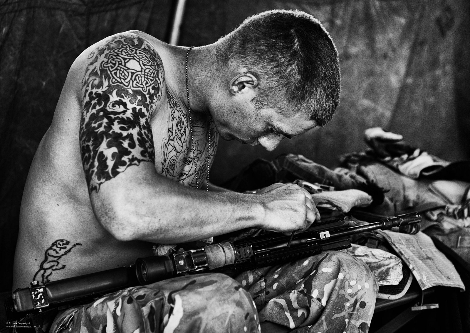 Do Tattoos Make A Man Appear Healthier And More Attractive