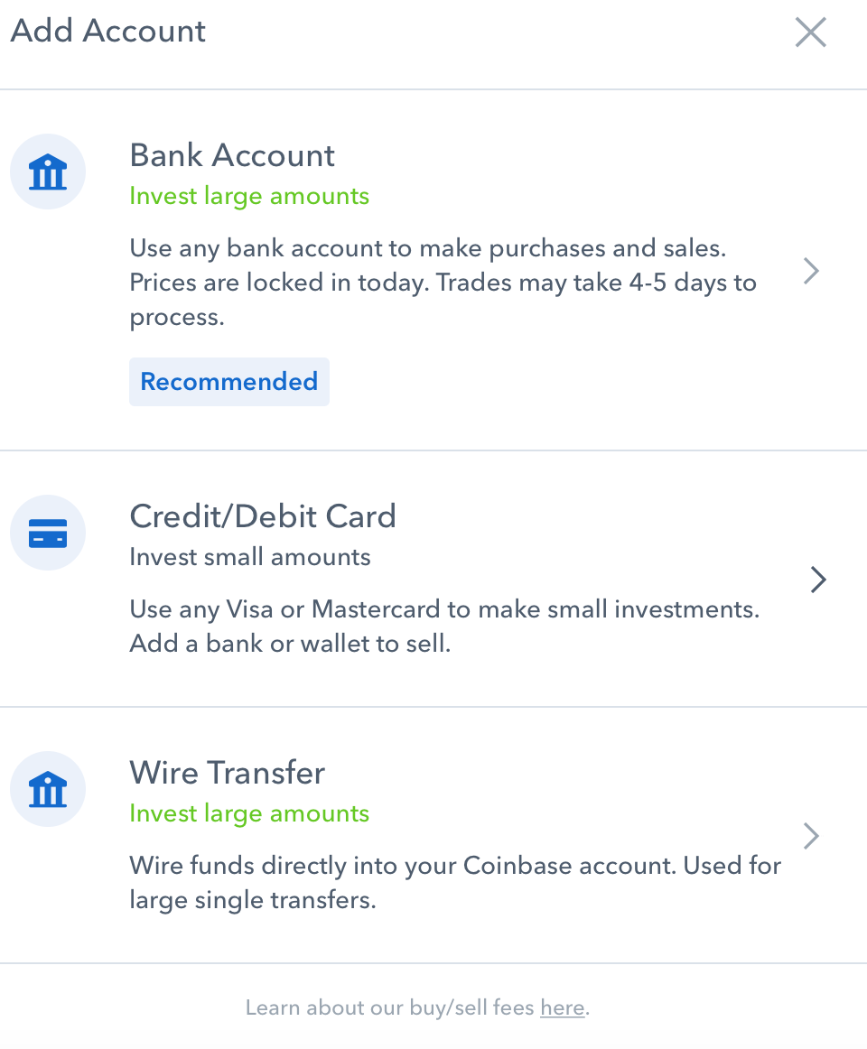 How To Start Investing in Crypto Using Coinbase – Crypto Finance ...