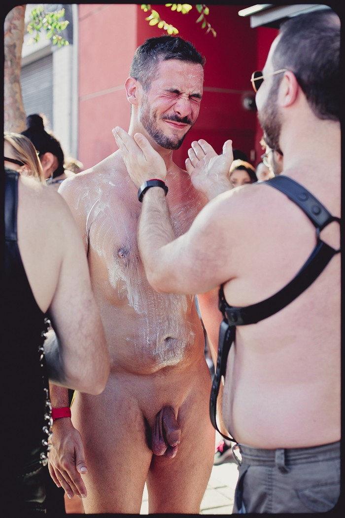 Assured, nude men folsom street something