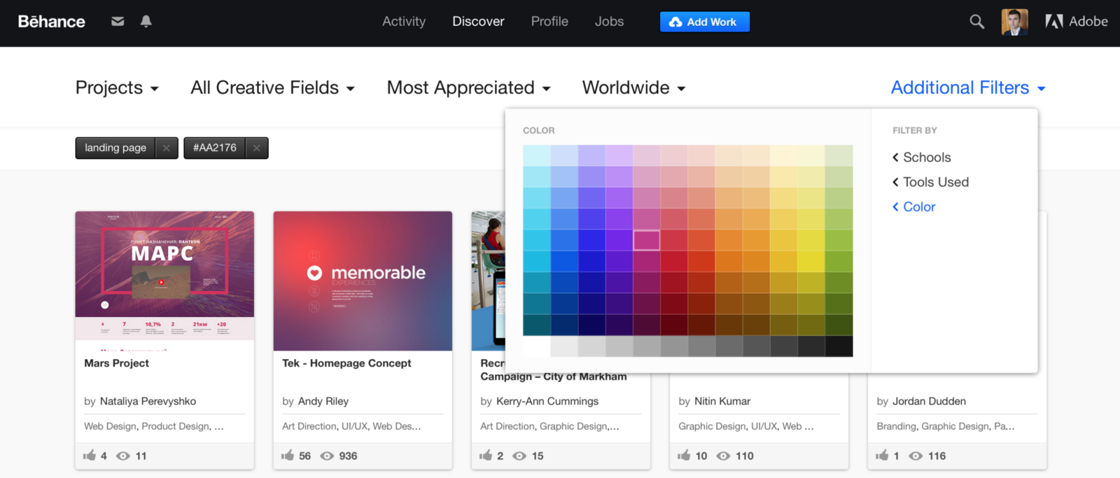 Color adobe online - Behance Showcase And Discover The Latest Work From Top Online Portfolios By Creative Professionals Across Industries It S Also A Great Source For