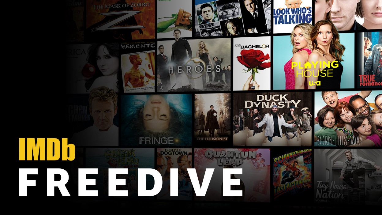Imdb Freedive A New Way To Stream Shows And Movies For Free On Fire Tv