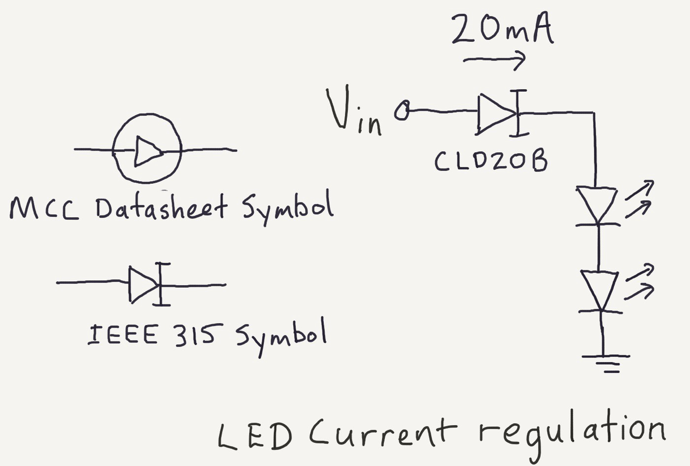 Hello Diodes Tempo Automation Medium 4 Pin Diode Wiring Diagram Current