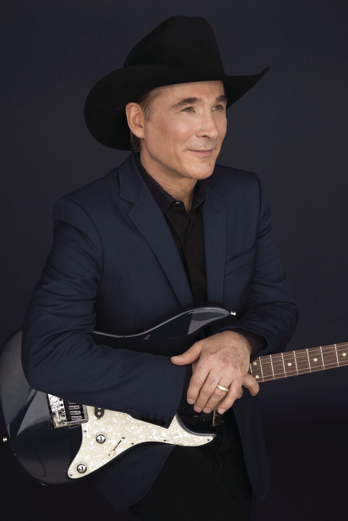 Straight From The Factory With Clint Black's Guitar