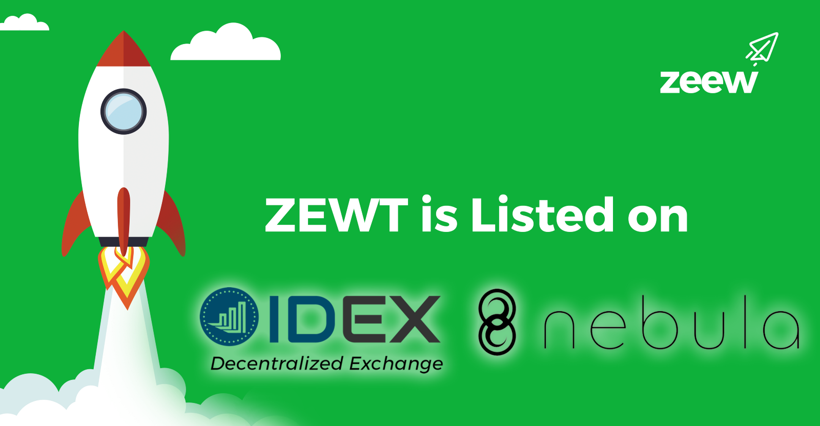 ZEWT is listed on Exchanges!