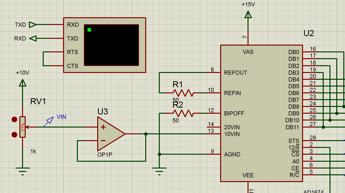 How To Prepare Your Pcb Before The Industrialization For Example Figure Below Shows Proteus Inbuild Microcontroller Schematics Source Rahul Khurana