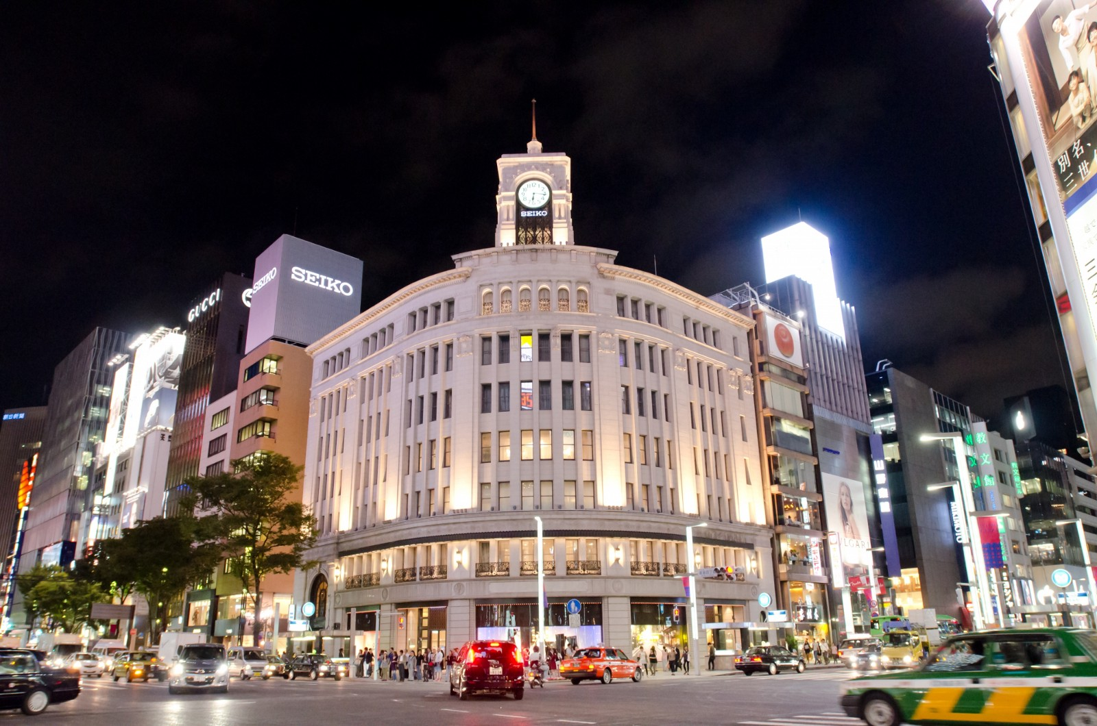 0cd56575a29 ... a popular shopping destination for both Japanese and foreign visitors.  The area is mostly known for where several long established department  stores are ...