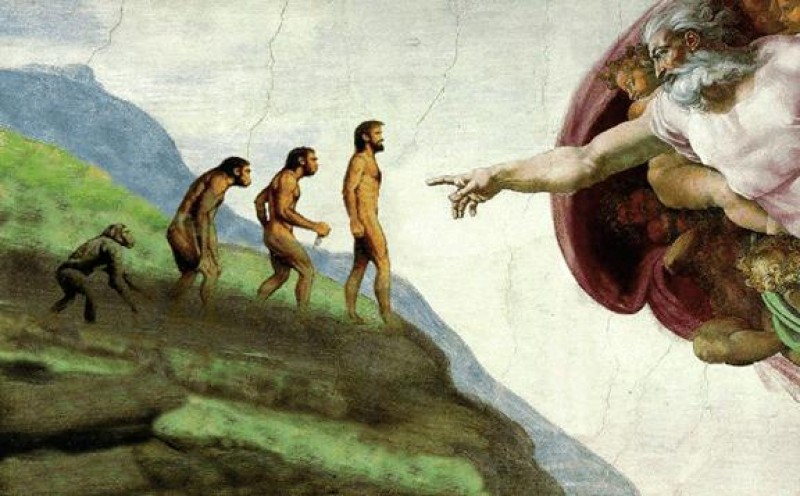 """evolution of abrahamic religions Evolution of abrahamic religions """"neither shall thy name any more be called abram, but thy name shall be abraham for a father of many nations have i made thee"""" genesis 17:5 this is a direct excerpt from the king james bible where god is renaming abram to abraham."""