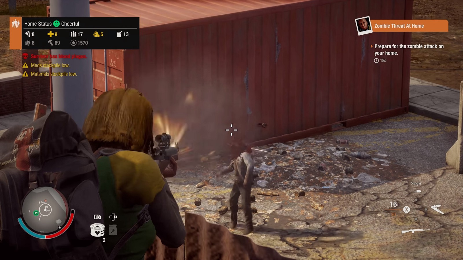 state of decay matchmaking
