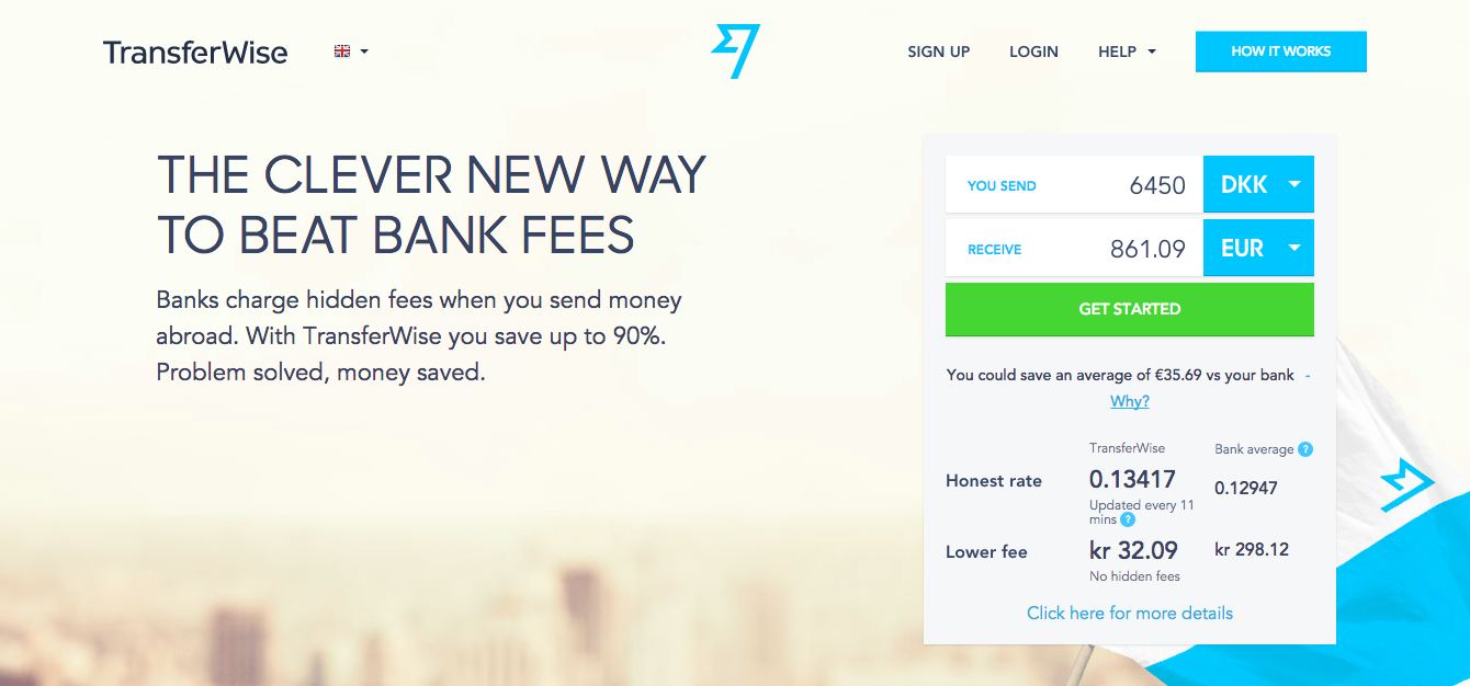 Using Transferwise In Europe Is It Worth Nomad Gate Medium Wiring Money Online To A Bank Account Misleading Savings Estimates Yup