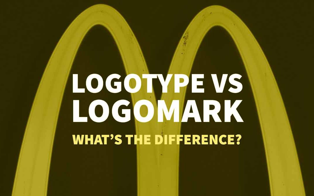 Logotype vs Logomark