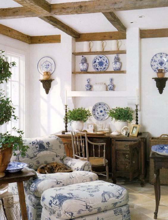 provence style in interior what supposes and how to createthe attitude to such flowers as roses, alfalfa, and lavender in provence is special many streets and squares in the cities are named after flowers and