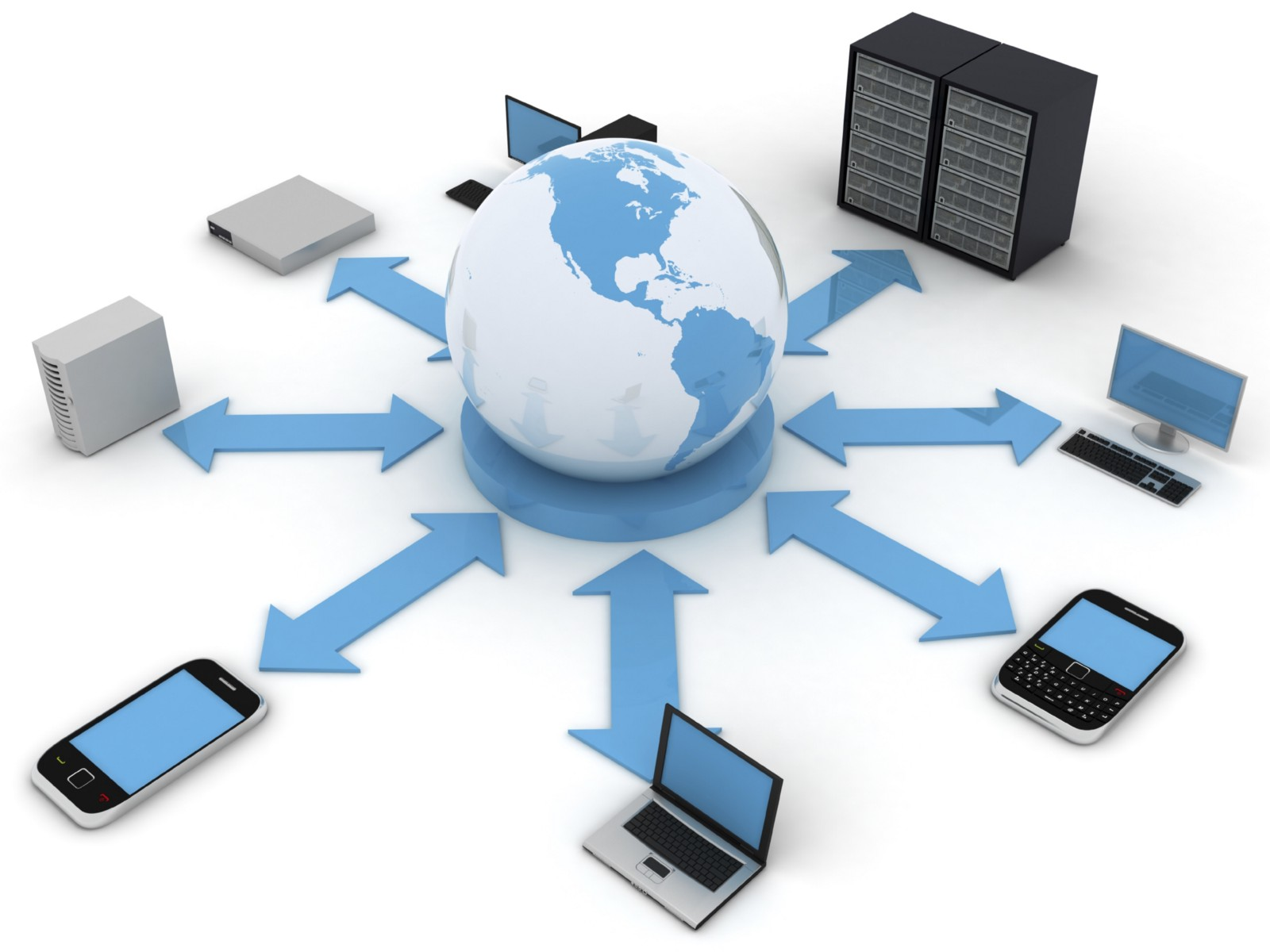 ClickSeoMarketing Reviews | Computer Networking and its types