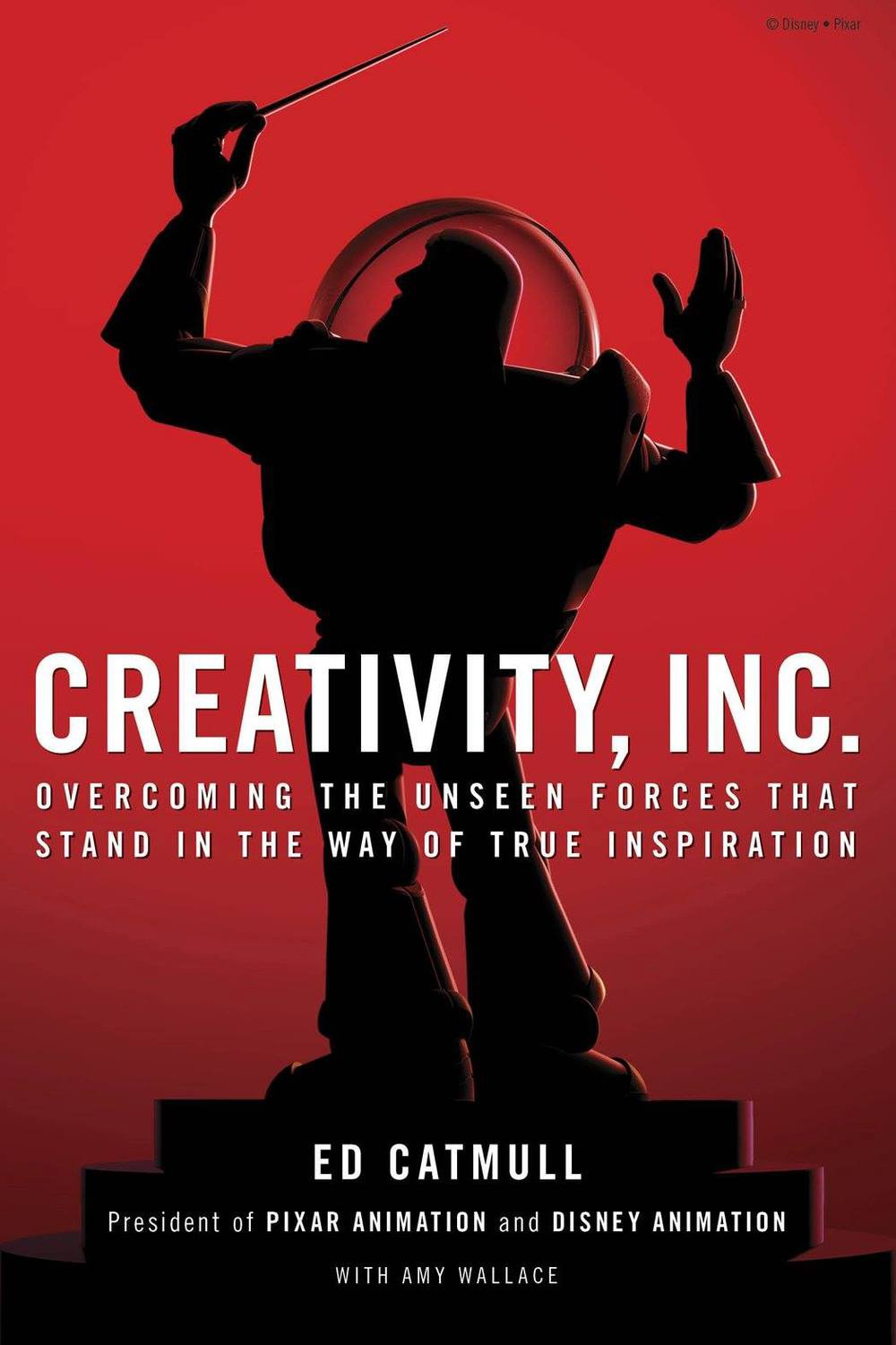 12 Books in 12 Months — Creativity, Inc.