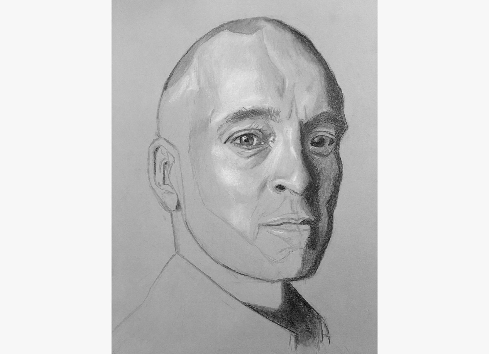 how i learned to draw realistic portraits in only 30 days